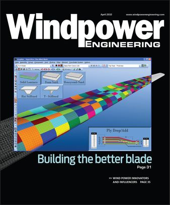 Building the Better Wind Turbine Blade with HyperSizer