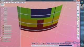 HyperSizer to CATIA Airframe Fuselage
