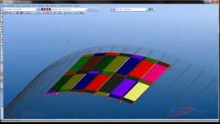 HyperSizer to FEA Airframe Fuselage
